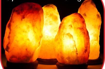 Scopri i poteri delle lampade al sale dell'Himalaya