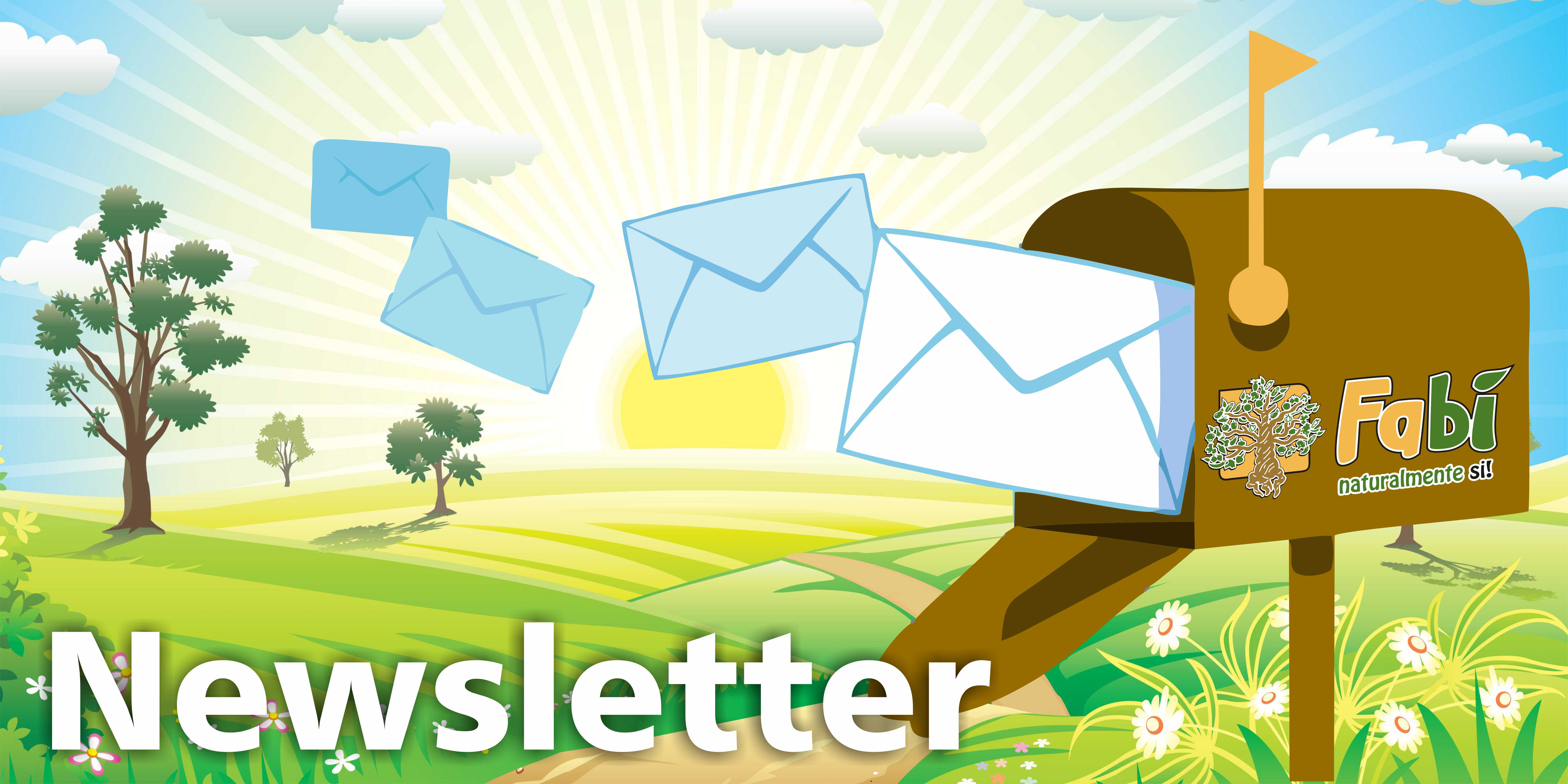 newsletter fabì